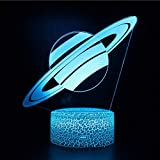 Portalampada Equator 3D Lampada da tavolo con interfaccia USB Lampada decorativa Lampada a LED a risparmio energetico Luce notturna Decorazione regalo per le vacanze Lampada da tavolo