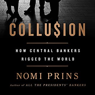 Couverture de Collusion