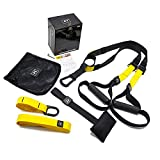 ZYBB Resistance Belt Sling/Resistance Trainers Fitness Straps Pro Kit Suspension Trainer Trainer Kit