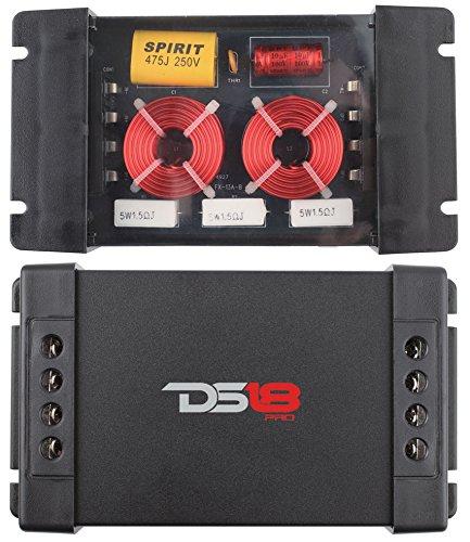DS18 PRO-CFX Two-Way Passive Cro...