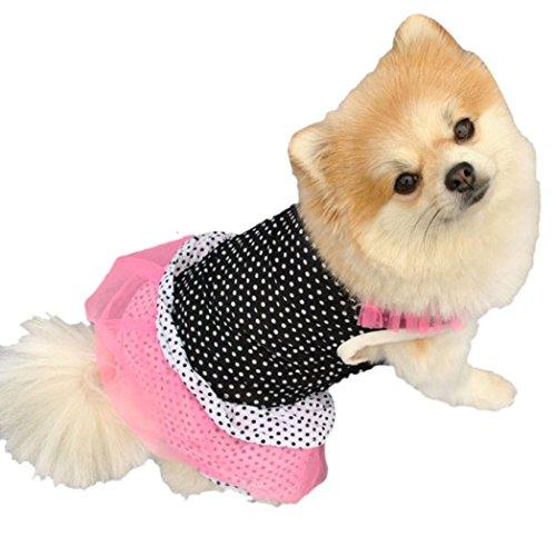 Howstar Pet Dresses