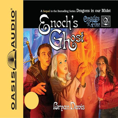 Enoch's Ghost audiobook cover art