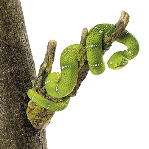 Bits and Pieces - Snake on a Branch Tree Hugger - Outdoor Home D