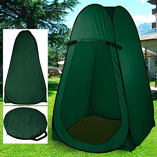 Yaheetech Pop Up Toilet Tent,Shower,Privacy Space/Room Tent for Camping Shower...