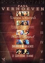 Coffret Paul Verhoeven Turkish Delight / Business is Business / Le Quatrième homme / Soldier Of Orange / Katie Tippel Coffret Collector