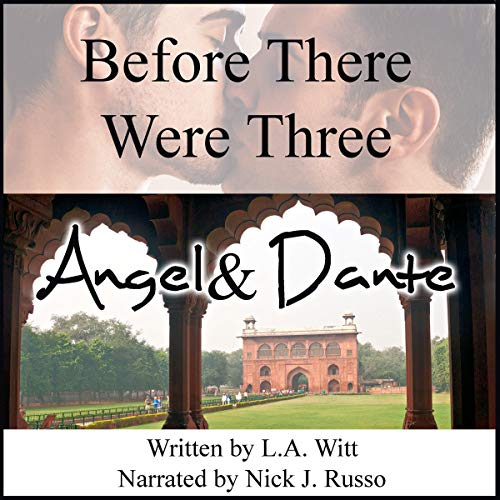 Before There Were Three: Angel & Dante Titelbild