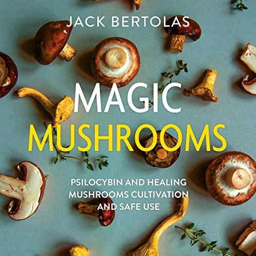Magic Mushrooms cover art