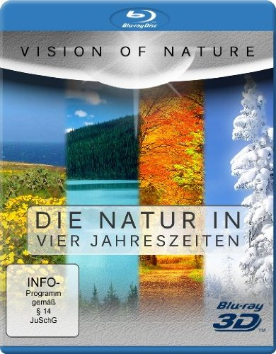 Photo of Vision Of Nature 3D – Die Natur in vier Jahreszeiten