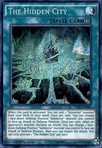 Yu-Gi-Oh! - The Hidden City (TDIL-EN085) - The Dark Illusion - 1st Edition - Secret Rare by Yu-Gi-Oh!