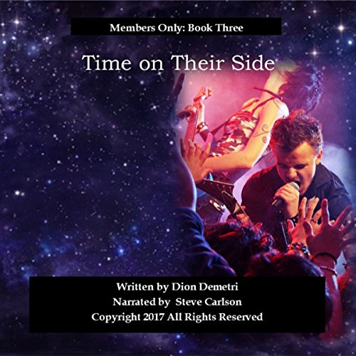 Time on Their Side audiobook cover art
