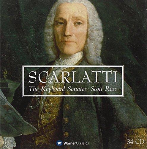 Scarlatti: The Keyboard Sonatas