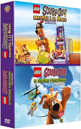 Lego Scooby-Doo : Le Fantôme d'Hollywood + Blowout Beach Bash -...