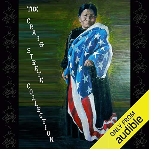 Diseño de la portada del título The Craig Strete Collection