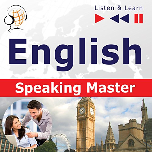 English - Speaking Master: Proficiency level B2-C1 (Listen & Learn) audiobook cover art