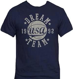 Dream Team '92 T-Shirt-Original USA Olympic Basketball Team Shirt