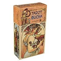 Lo ScarabeoEGuidebookによるタロットムチャカードタロットゲームおもちゃタロットディビネーションカードゲームボード