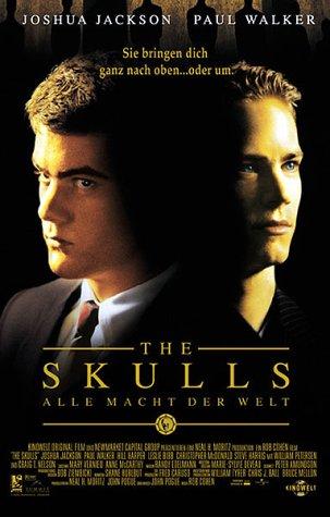 The Skulls - Alle Macht der Welt [VHS]