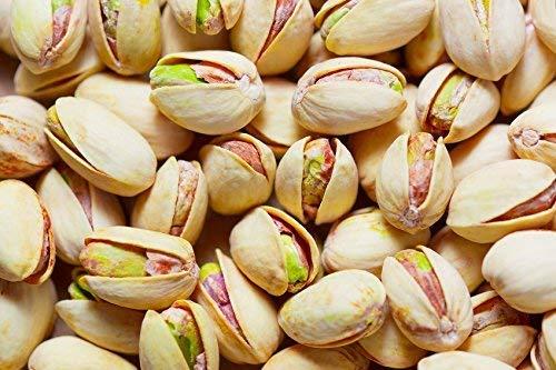 Pistachos Secos y Enteros | 1 Kg de Nueces de Pistacho con Cáscara | Frutos Secos Asados y Salados | Libre de Transgénicos (GMO free) | Veganos y Vegetarianos | No Tostados | Dorimed