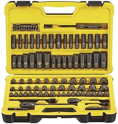 Stanley High order 99-pc Professional Set Socket Grade quality assurance