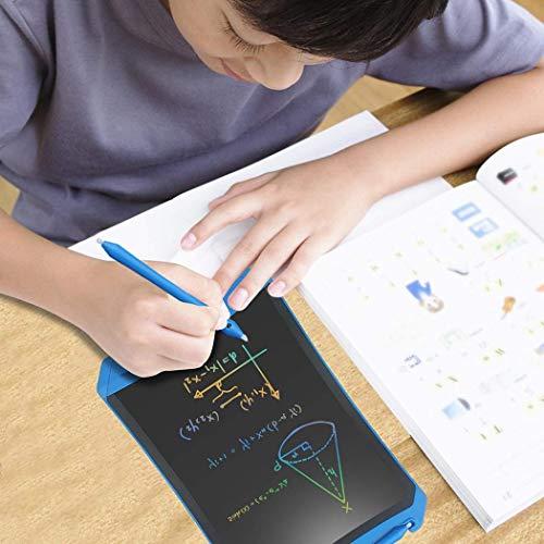 Sliwei Tablero de Escritura de Graffiti para ni/ños Tablero de Escritura LCD para Escritura electr/ónica Pad Tablets