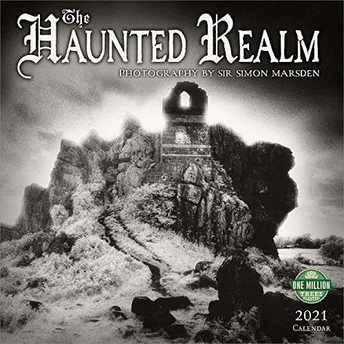 The Haunted Realm 2021 Wall Calendar
