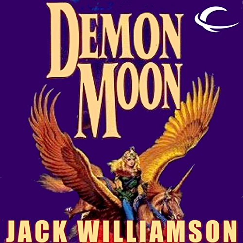 Demon Moon audiobook cover art