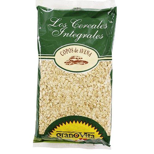 Granovita Copos Avena Cereales - 1000 gr - [Pack de 4]