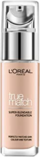 L'Oreal Paris True Match Foundation 4N Beige with Hyaluronic Acid & SPF