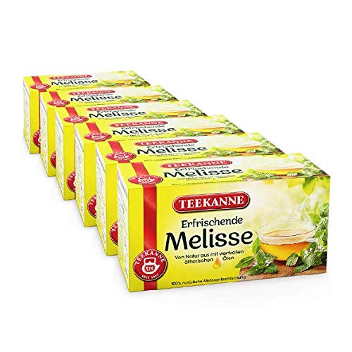 Teekanne Melisse 6er Pack