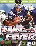 NFL Fever 2003 - Prima's Official Strategy Guide de Prima Development