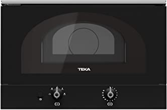 Teka 112040000 | Microondas integradas MWR 22 BI ATS | Country Collection | Color: Antracita/Plata