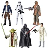 Star Wars Galaxy of Adventure Hasbro Hasbro Story in a Box 3 3/4-Inch Action Figures Wave 2 Set of 6