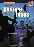 Guitare Blues Acoustique K.Sultan Tab + CD