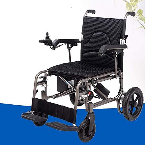 DSHUJC Elektrische Rollstühle stehend Power Rollstuhl voll liegend Elektromobilität Stand-Up Motorisierter Rollstuhl voll angetrieben Stehend