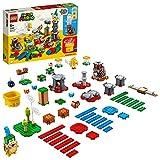 LEGO 71380 Super Mario Set de Creación: Tu Propia Aventura, Juguete de Construcción para Niños +6 años con 4 Mini Figuras