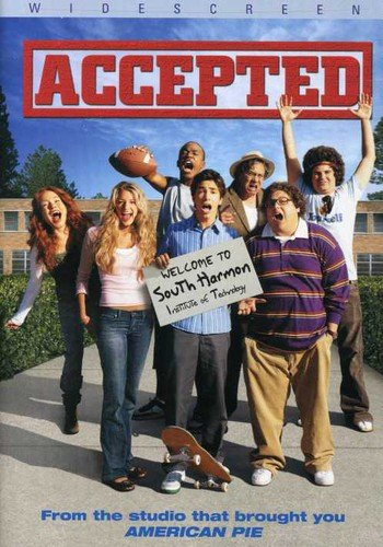 Accepted [Reino Unido] [DVD]