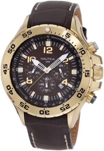 Nautica NST Stainless Steel Watch