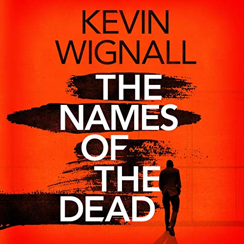 The Names of the Dead cover art