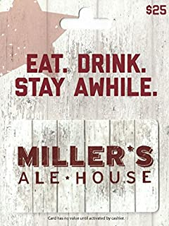 Best miller's ale house gift card Reviews