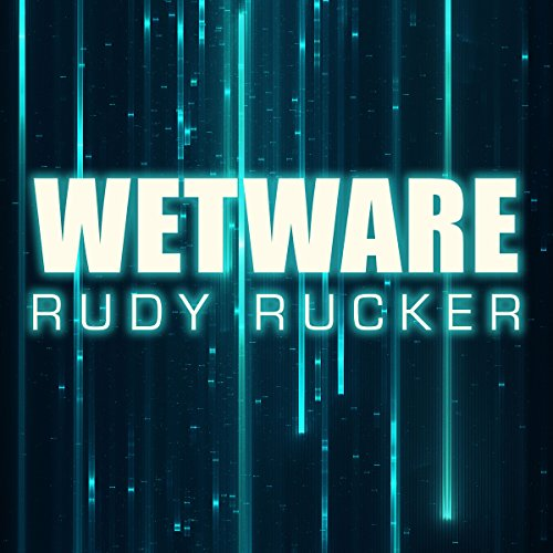 Wetware audiobook cover art