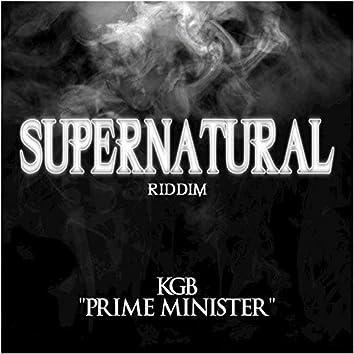 Prime Minister (Supernatural Riddim)