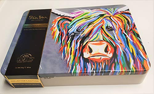copy of Wullie and Maggie McCoo All Butter Shortbread Assortment Tin 500g