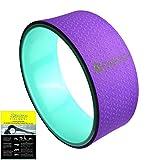 GreEco Yoga Wheel Pilates Roller- Extra Strength...