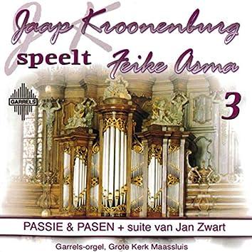 Jaap Kroonenburg speelt Feike Asma en Jan Zwart: Deel 3