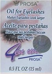 Oil for Enlarging Eyelashes