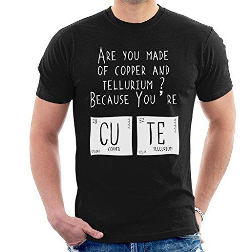 Life is Strange Warren Periodic Table Shirt Men's T-Shirt