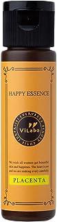 原液+原液HAPPY ESSENCE/種類:植物性プラセンタ (ハッピーエッセンスP) 30ml 原液美容液| 日本製 ViLabo(ビラボ)正規品
