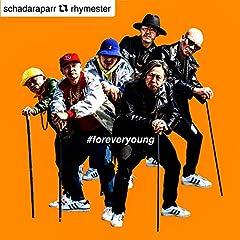 スチャダラパーからのライムスター「Forever Young」のジャケット画像