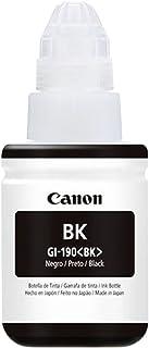 Refil de Tinta GI-190, Canon, Preto