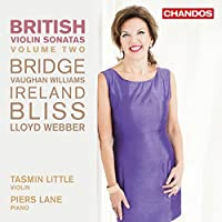 British Violin Sonatas, Vol. 2 by Tasmin Little